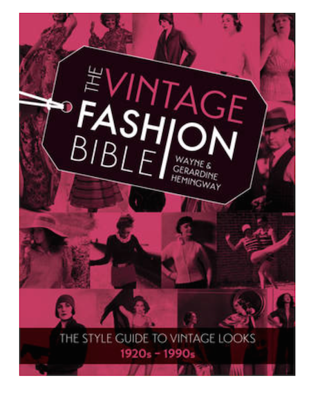 The Vintage Fashion Bible review the chic geek