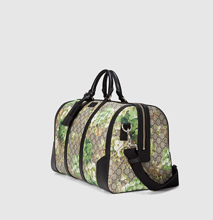 Gucci floral men's bag