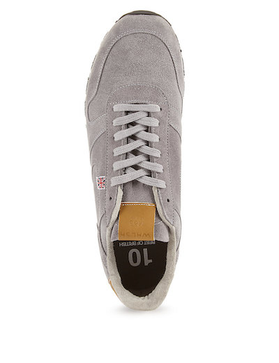 walsh made in britain trainer marks spencer