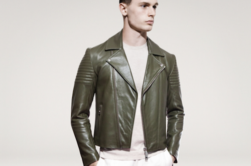 Logan Mackay leather jacket