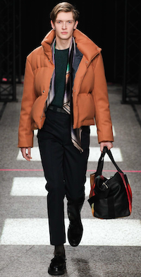 paul smith runway catwalk look
