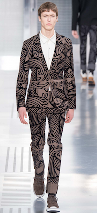 Louis Vuitton Nemeth catwalk menswear