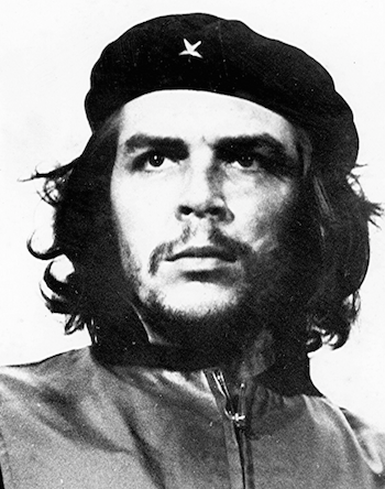 Che Guevara beret the chic geek style
