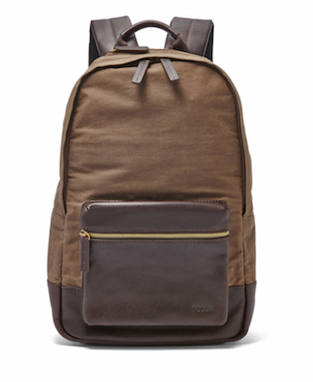 Fossil rucksack the chic geek