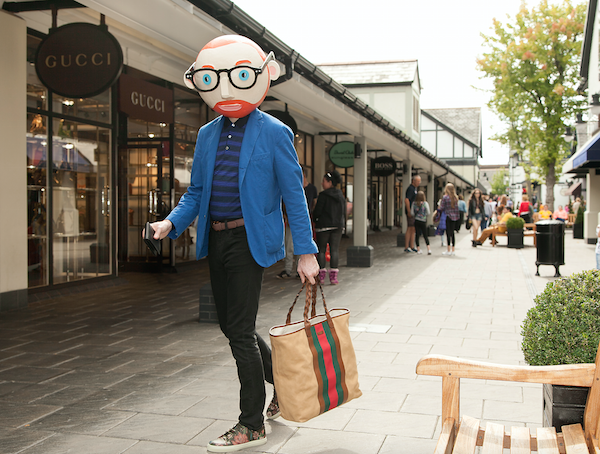 The Chic Geek at Gucci Cheshire Oaks