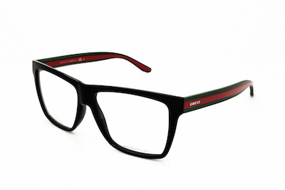 gucci green red stripe spectacles