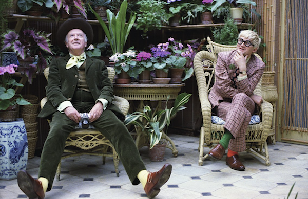 cecil beaton david hockney reddish house