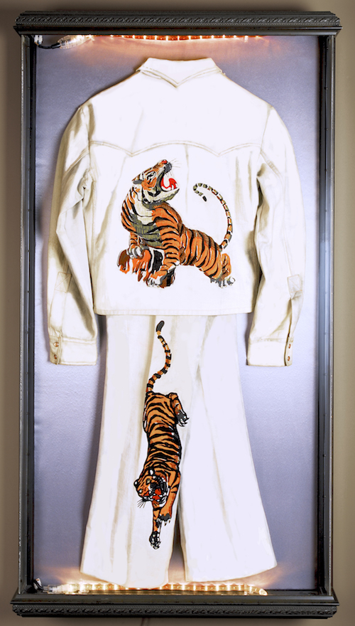elvis tiger suit review the chic geek style menswear