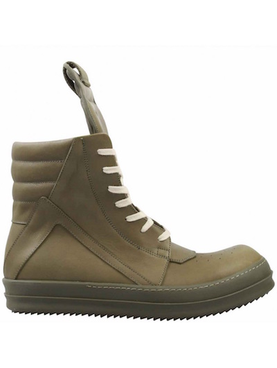 rick owens hi tops hervia the chic geek