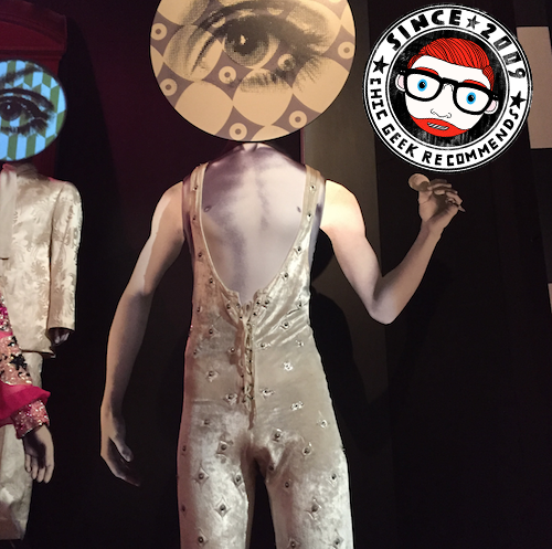 Mick Jagger jumpsuit ossie clark exhibition the chic geek