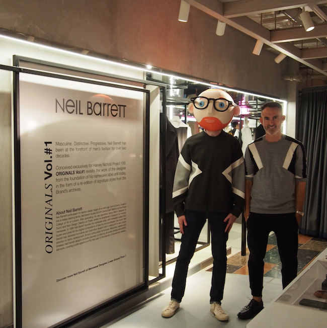 neil barrett the chic geek blogger fashion menswear