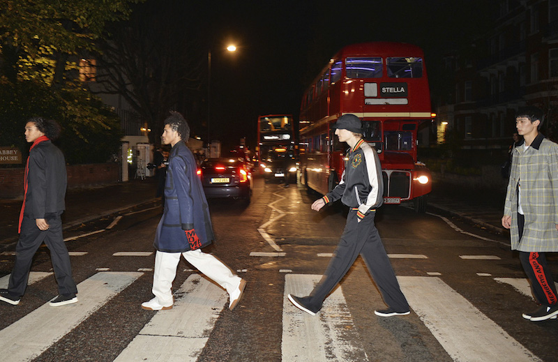 Abbey Road Stella McCartney Beatles Menswear