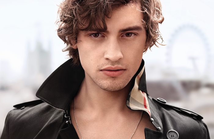 mr burberry face josh whitehouse