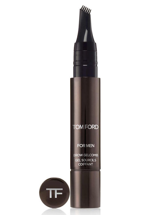 Tom Ford Brow Gelcomb review grooming chic geek