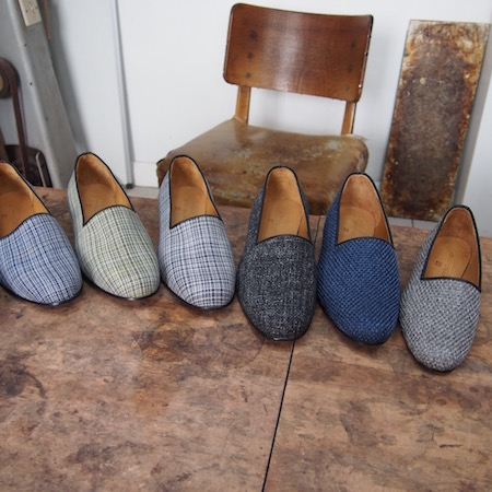 mens slipper carreducker made in UK