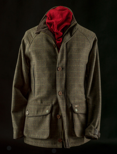 english utopia tweed jacket