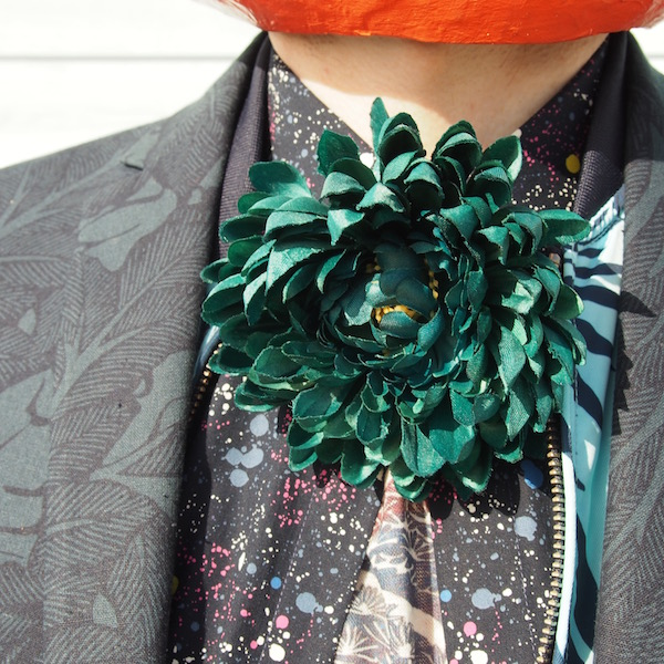 male corsage gucci the chic geek