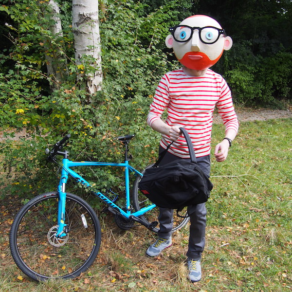 style icon mens the chic geek Breton stripe