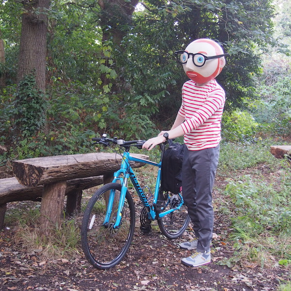 The Chic Geek OOTD cycling Merrell Boots