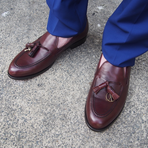 Peace Mushroom loafers Paul Smith