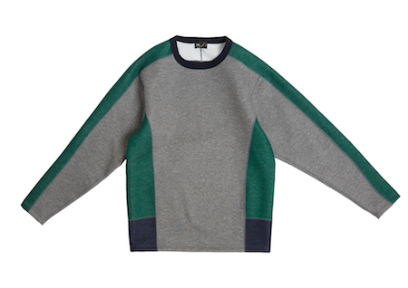 Sweatshirt Kolor Okini menswear The Chic Geek