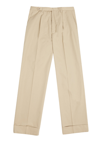 Wide Leg Trousers Menswear Maison Margiela The Chic Geek