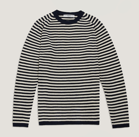 Fujito Striped Sweater
