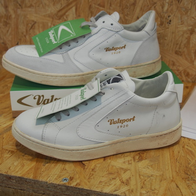 Valsport trainers pre distressed worn in
