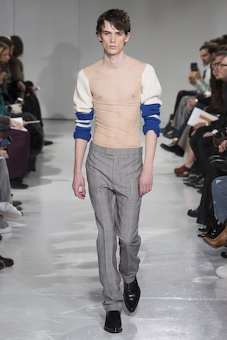 Raf Simons Calvin Klein AW17 The Chic Geek