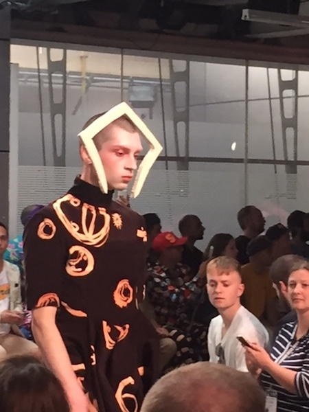 London Club Kids LFWM Charles Jeffrey