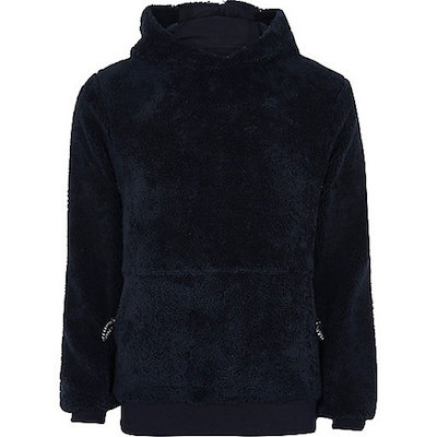 River Island Borg Fleece is the menswear material of the season The Chic Geek