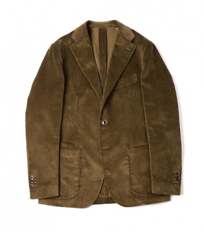 Best Men's Corduroy Drake's Jacket