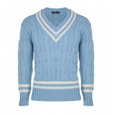Cricket Jumper Smart Turnout The Chic Geek Menswear