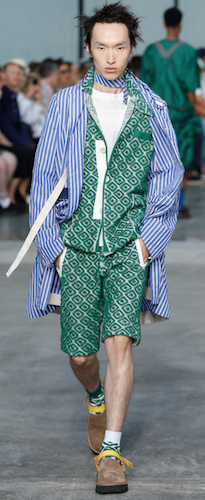 Menswear Trends SS18 Fashion Milan Paris Prada