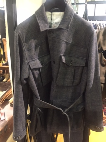 Menswear Trend AW18 Norfolk Jacket Hansen Garments Pitti Uomo