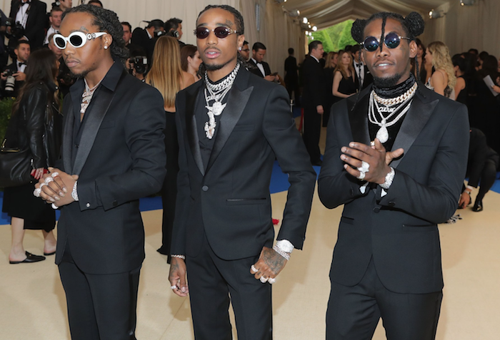 Met Gala best menswear Migos May 2017
