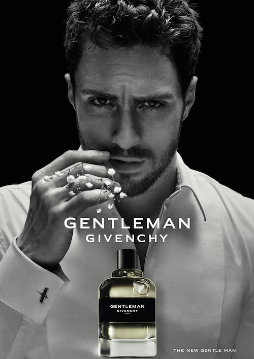Review Givenchy Gentleman Fragrance Aaron Taylor-Johnson