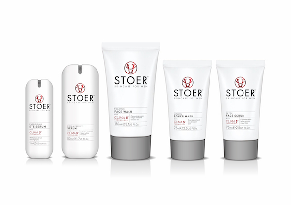 Review STOER skincare for men Harvey Nichols cosmetic drone