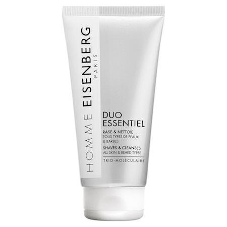 Review Eisenberg Paris Homme Men's Duo Cleanser Shave The Chic Geek men's grooming expert