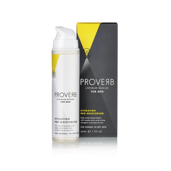 Review Proverb skincare The Chic Geek men's grooming expert