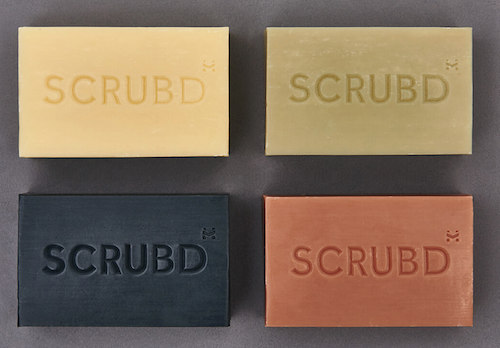 Review SCRUBD soaps organic for men The Chic Geek grooming expert