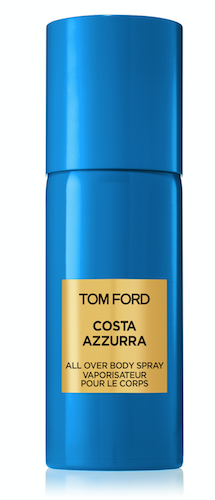 Body Spray Tom Ford Costa Azzurra