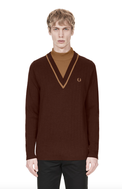 1970s Reissues Knitwear Menswear Fred Perry