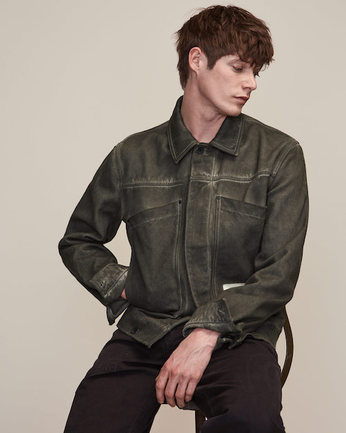 Welder Jacket Jigsaw Raw State The Chic Geek