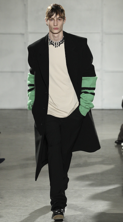 Arm Warmers Men's Accessorises Raf Simons
