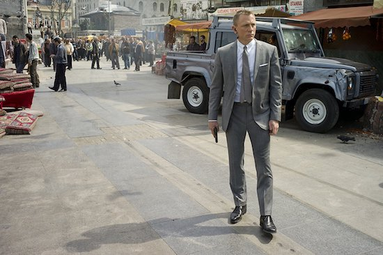 Daniel Craig Best Dressed