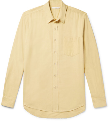 Mr Porter Our Legacy Silk Shirt SS18 Top menswear of the season