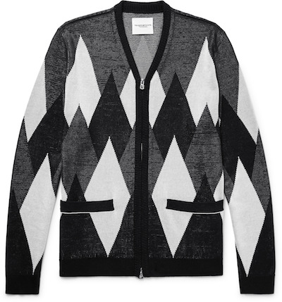 Mr Porter Soloist Cardigan SS18 Top menswear of the season