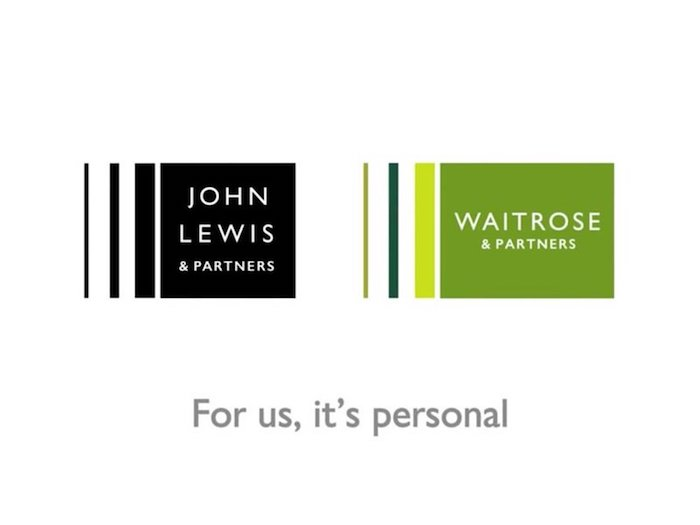 Department store rebrands John Lewis