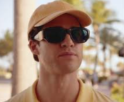 Andrew Cunanan Sunglasses Yellow Get The Look he Assassination of Gianni Versace: American Crime Story
